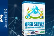 Как установить и настроить Оpen Server. Установка Joomla 3 на Open Server